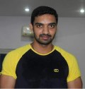 Prince Chandrakar - Fitness trainer at home