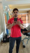Lavish Vashisth - Fitness trainer at home