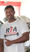 Jeevan Bhaskar Misal - Fitness trainer at home