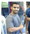 Akshay Berde - Fitness trainer at home