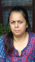 Savita Rampal - Yoga at home