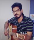 Manoj Kumar - Guitar lessons at home