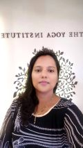 Priti Koli - Yoga at home