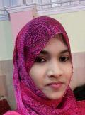 Syeda Nuzhath Fatima - Bridal mehendi artist