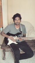 Rohit Williams - Guitar lessons at home