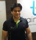 Sachin Anantha Prabhu - Fitness trainer at home