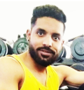 Anudeep - Fitness trainer at home