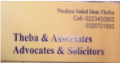 Advocate & Solicitor Nasima Don Theba - Property lawyer