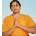Kalaivani Muthukriahnan - Yoga at home