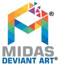 Midas Deviant Art - Graphics logo designers