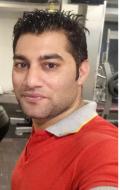 Saurabh Rishi - Fitness trainer at home