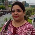 Geeta Rajpal - Party makeup artist