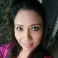 Patralika Das - Party makeup artist