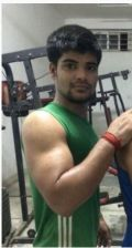 Akash Chaudhary - Fitness trainer at home
