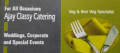 Selva Kumar - Wedding caterers