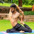 Kush Arora - Yoga at home