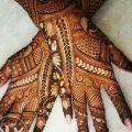 Jabeen Mehamood - Bridal mehendi artist