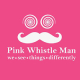 Pink Whistle Man