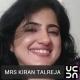 Mrs Kiran Talreja