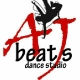 AJ beats Dance studio