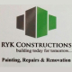 RYK Constructions