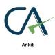 CA Ankit Singhal