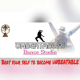 Unbeatable's Dance Studio