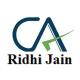 CA Ridhi Jain