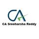 CA Sreeharsha Reddy