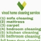 vinod home cleaning service