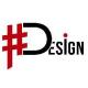 Hash Tag Design