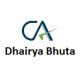 Dhairya Bhuta