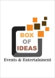 Box of Ideas Events and Entertainment