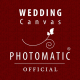 Photomatic - Ananda's Wedding Canvas
