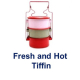 Fresh and Hot Tiffin