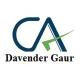 Davender Gaur