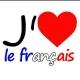 Je parle français.