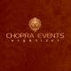 The Chopra Events
