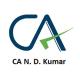 CA ND Kumar