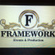 Frame Work Events & Production