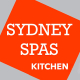 Sydney Spas - Modular Kitchen