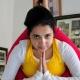 Yog guru Kavita