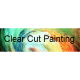Clear Cut Painting