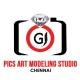 Pics Art Modeling Studio