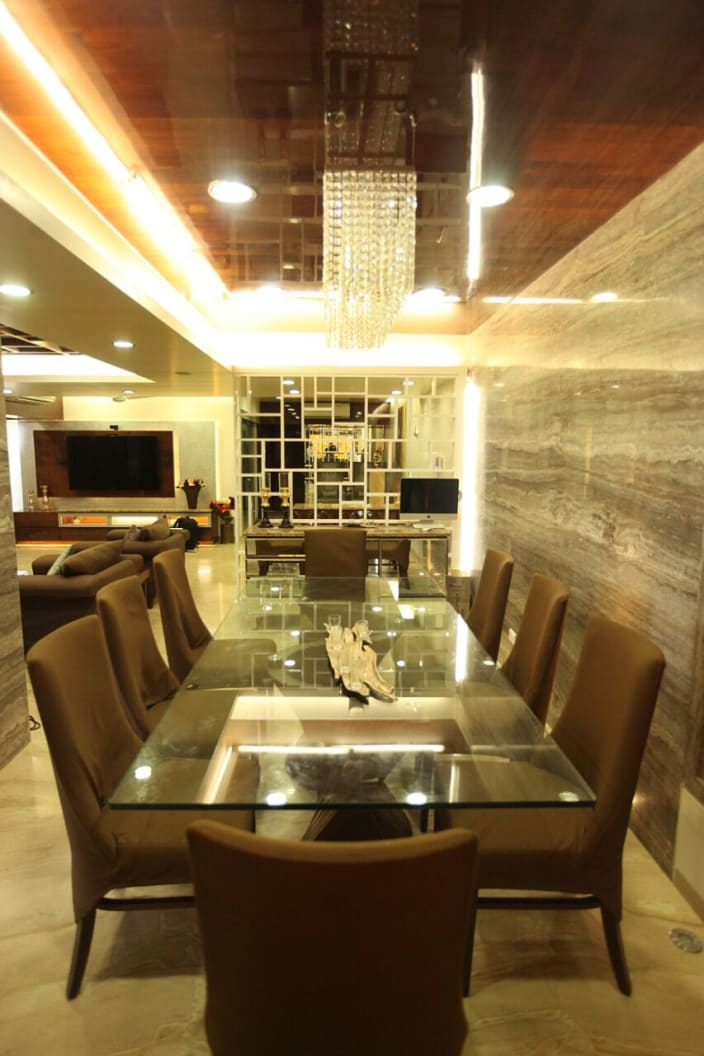 Traditional Clear All Filters All Dining Rooms Traditional Homes Interior  Design By Santosh Pawar