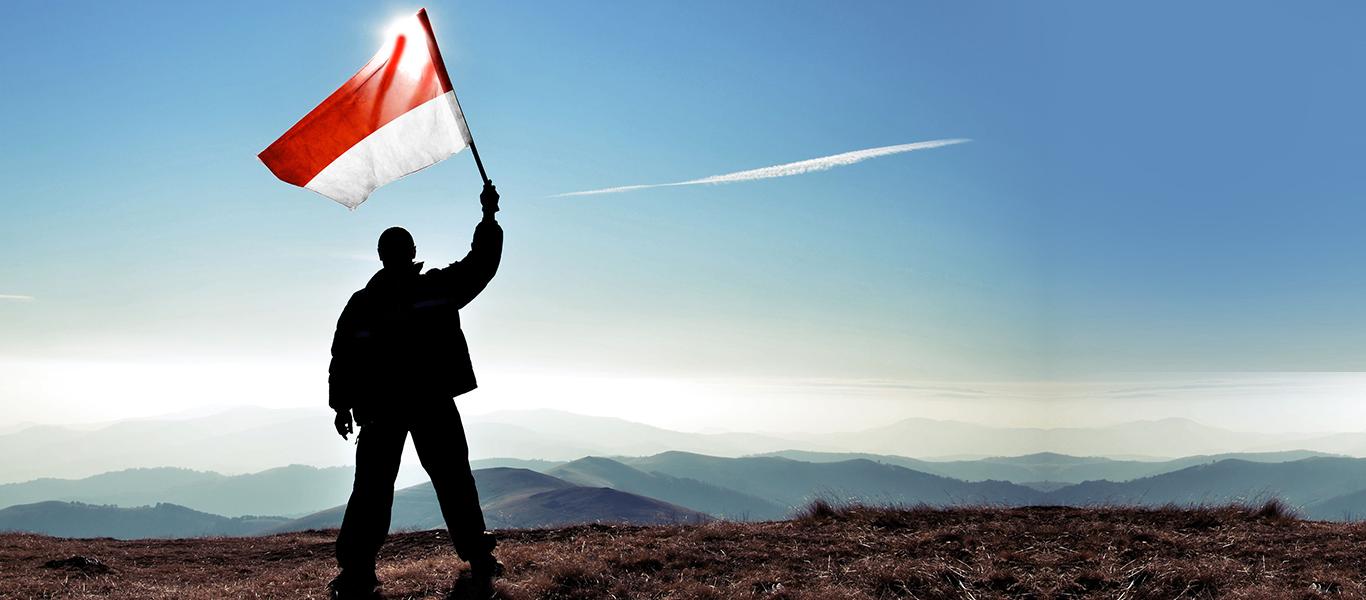 Berikut tentang Kata-Kata Mutiara Kemerdekaan dalam bahasa inggris dan terjemahnya: