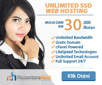 SSD Hosting murah