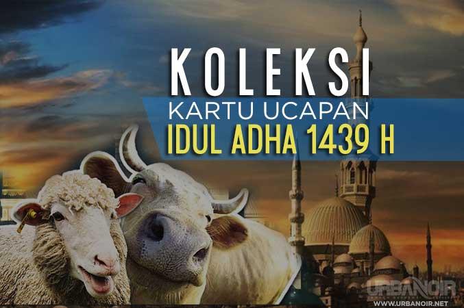 Selamat Idul Adha 2018 Mohon Maaf Lahir Batin.