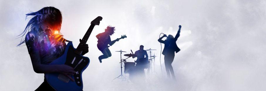 Rock Band 4 Celebrates