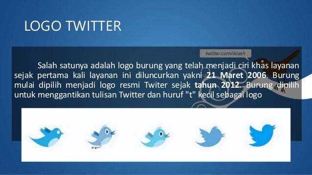 Makna di Balik Logo Baru Twitter